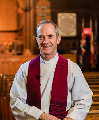 Rector Stuart