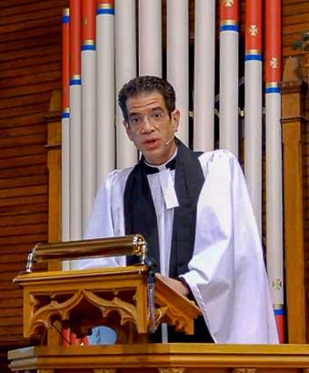 Rev. Leonel Abaroa Boloña, Associate